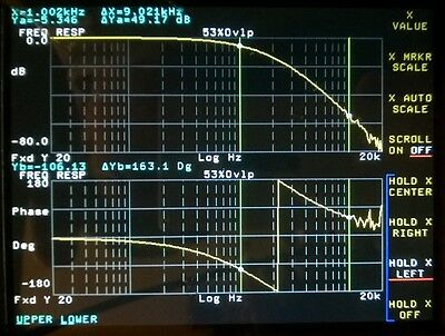 NewScope-5 Color LCD Display kit for HP Agilent 3562A Dynamic Signal Analyzer