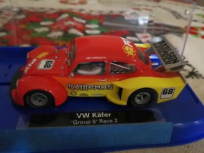 carrera evolution Vw kafer - scalextric compatible