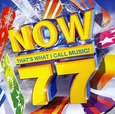 Now That's What I Call Music! 77, Various Artists CD , New, FREE & Fast Delivery