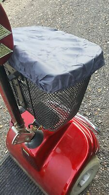Mobility Scooter Basket Cover, top quality made in the UK
