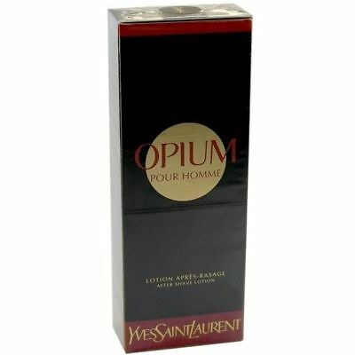 Yves Saint Laurent Opium Pour Homme 100 ml After Shave Lotion YSL