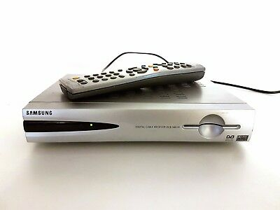 Samsung Digital Cable Receiver DCB 9401R Ziggo With Remote