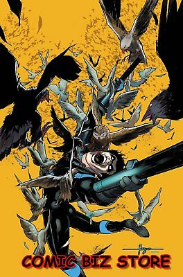 Nightwing #34 (2017) 1St Printing Dc Comics Universe Rebirth Bagged & Boarded