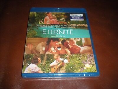 Blu-Ray Film De Tran Anh Hung : Eternite - Neuf Sous Blister