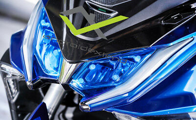 Kymco Ak550 Sporty Front Headlights Protective Covers