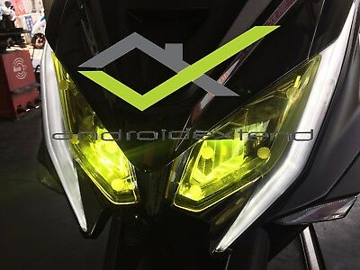 Kymco Ak550 New Headlights Covers (2Pcs!!)