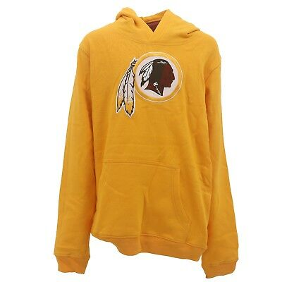 f90041d6 WASHINGTON REDSKINS KIDS Youth Size NFL Official Hooded Sweatshirt New With  Tags