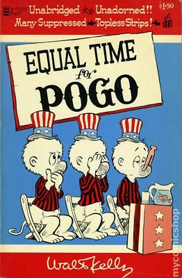 Equal Time for Pogo TPB (Simon and Schuster) #1-1ST 1967 FN