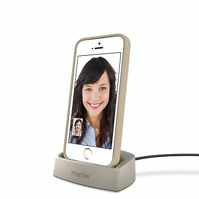 mophie desktop charging dock For iPhone 6/5s/5c/5 - Gold