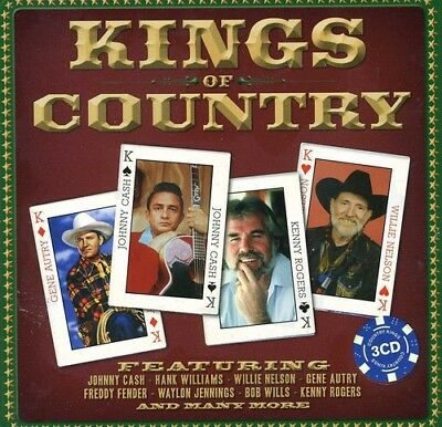 Various Artists - Kings of Country / Various [New CD] UK - Import