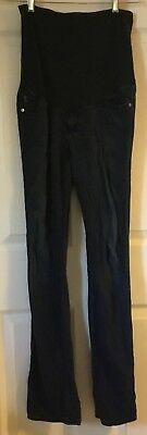 A PEA IN THE POD AG ADRIANO GOLDSCHMIED full panel maternity jeans 29 leggings