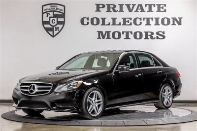 2016 Mercedes-Benz E-Class  2016 Mercedes Benz E350 Sport 1 Owner Clean Carfax Pristine