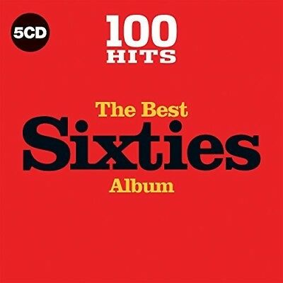 Various Artists - 100 Hits: The Best 60s / Various [New CD] Boxed Set, UK - Impo