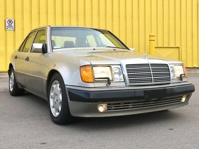 1992 Mercedes-Benz E-Class 500E 1992 Mercedes Benz 500E W124 V8 75,000 Miles Collectors Condition MINT MINT MINT
