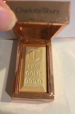 Charlotte Tilbury Bar Of Gold Light Reflecting Highlighter Illuminator NIB