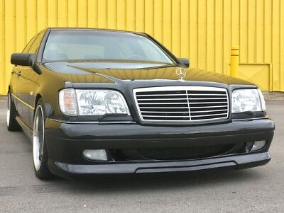 1993 Mercedes-Benz S-Class S500 1993 Mercedes S500 W140 BIG BOY S Class with WALD Body Kit and LORINSER Exhaust