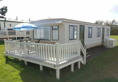 2018 8 Berth Static Caravan for Hire Isle of Wight 7 Nights Family Holidays