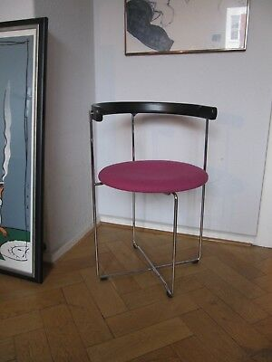 80s  Stuhl SOLEY  Kusch + Co Design V. Hardarson Klappstuhl - folding chair  /4