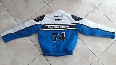 FAST LANE Kinder Motocross Jacke