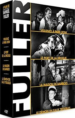DVD SAMUEL FULLER - HOLLYWOOD LEGENDS - Samuel Fuller