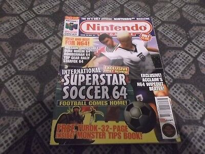 nintendo issue 56 may  97   magazine super nintendo