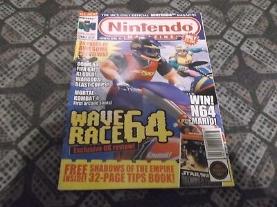 nintendo issue 55 april 97    magazine  n64