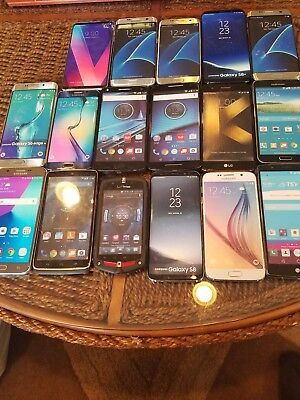 Dummy Phone Lot of 17