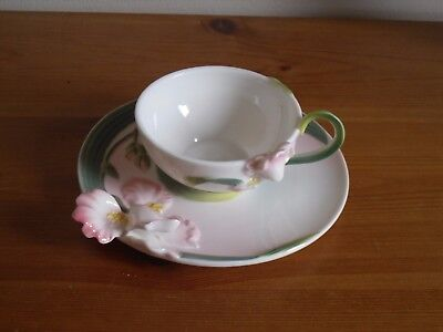 graff porcelain cup and saucer