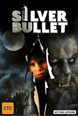 Stephen King's Silver Bullet - DVD Region ALL Free Shipping!