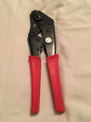 Ratchet Crimping Tool RS Components
