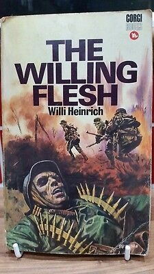 'THE WILLING FLESH' by WILLI HEINRICH