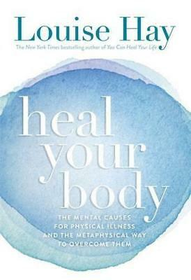 Heal Your Body by Louise L. Hay | Paperback Book | 9780937611357 | NEW