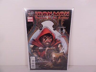 IRON MAN Demon In An Armor What If #1 Marvel
