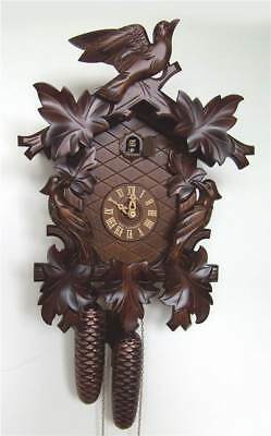 8-Day Cuckoo Clock in Antique Finish [ID 93483]