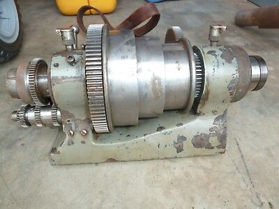 5C Rivett 608 Lathe in Parts