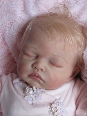 Reborn Doll Kit only- Cianne by Romie Strydom with body