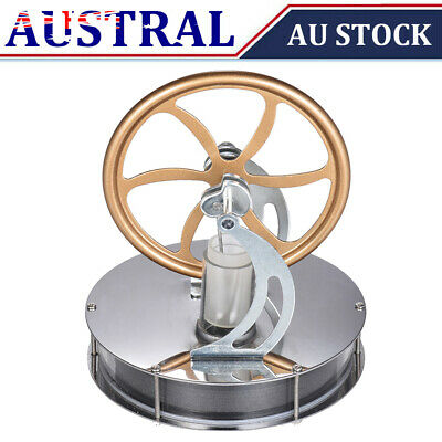 Low Temperature Stirling Engine Motor Model Heat Steam Cool Education Toys Gift