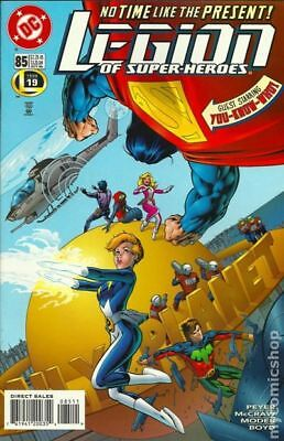 Legion of Super-Heroes (4th Series) #85 1996 VF Stock Image