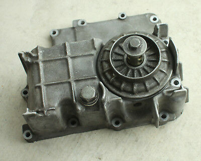 Genuine Honda CBR250RR (MC22) Oil Sump Pan with Filter Cover and Drain Bolt