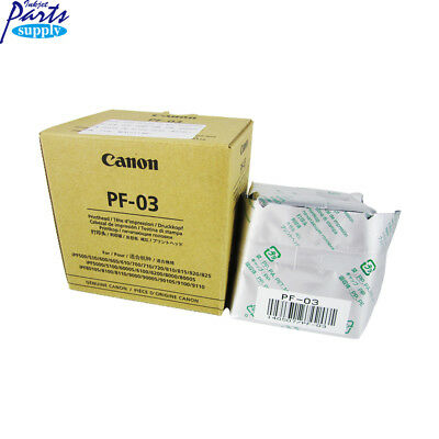Brand New Canon PF-03 Pint Head for IPF 500 510 600 605 610 700 710 720 810 815