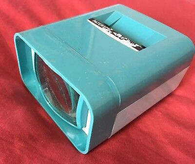 PATERSON VISCOUNT VIEWER for 35mm and 4 x 4 SLIDES  *VINTAGE*
