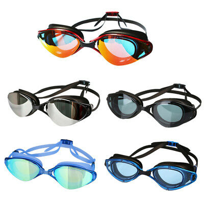 Prescription Myopia Nearsighted Swimming Training Goggles Glasses -2.0 TO -8.00