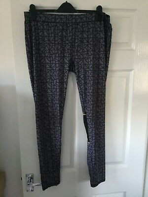 Mamas And Papas Maternity Workout Leggings Size 14