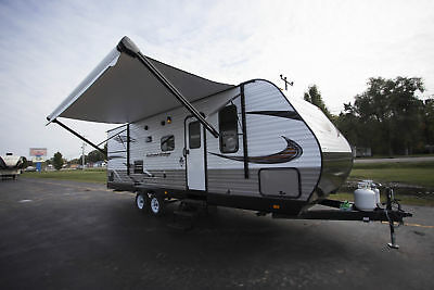 Huge Sale All New 2018 Autumn Ridge 26Bhs Travel Trailer Bunkhouse Camper Rv