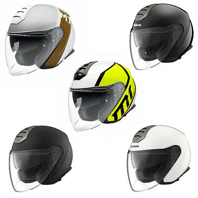 Schuberth M1 Open Face Motorbike Motorcycle Helmet All Colours & Sizes