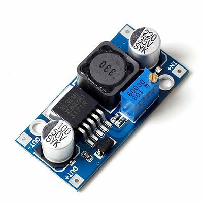 XL6009 DC-DC Step-up Boost Adjustable Regulator Converter 4-35V like LM2577
