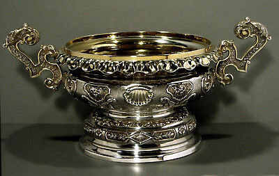 "Mexican Sterling Bowl         ""Re-Creation 18th Century Form""       94 OUNCES"