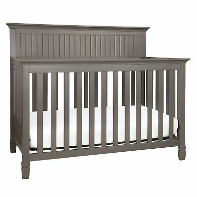 Perse 4-in-1 Convertible Crib, Slate - M9701SL