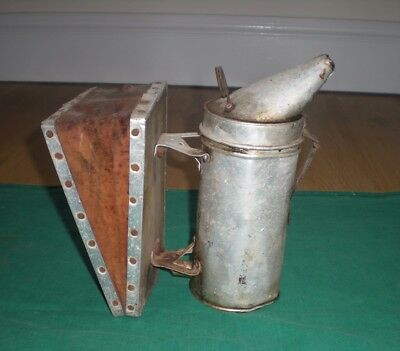 Vintage French Beekeepers Smoker Bellows Apiary collectable
