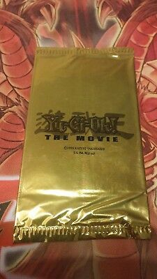 YuGiOh The Movie: Pyramid Of Light Booster, OVP, MOV-EN 001, 002, 003, 004